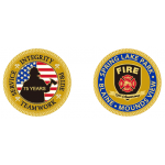 75th Anniversary Challenge Coin